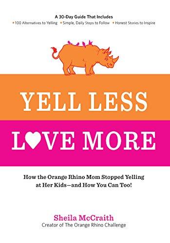 "Portada del libro ""Yell Less. Love More"" de Sheila McCraith"