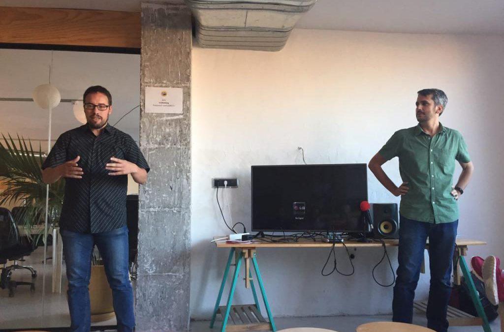 EP 21 Presentaciones con humor: nuevo proyecto de Roger Prat y Carles Caño
