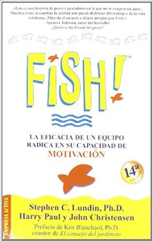 "Libro ""Fish!"" de Stephen C. Lundin"