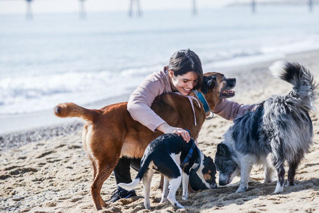 Patricia Guerrero - Educadora canina