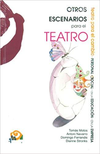 """Libro """"Otros escenarios para el teatro"""""""
