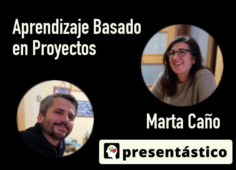 EP 34 Aprendizaje basado en proyectos con Marta Caño