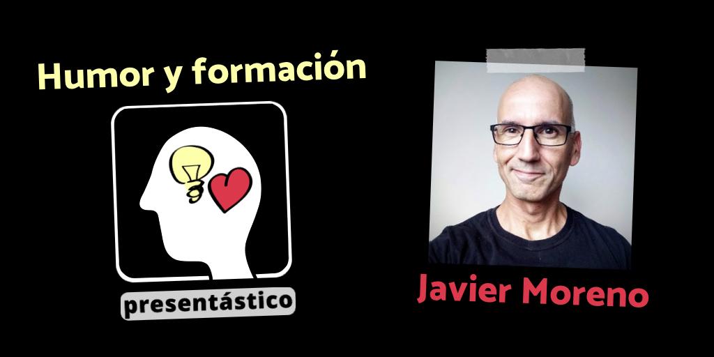 EP 35 Humor y formación con Javier Moreno (@ciberado)