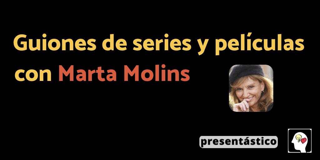 EP 42 Guiones de series y películas con Marta Molins